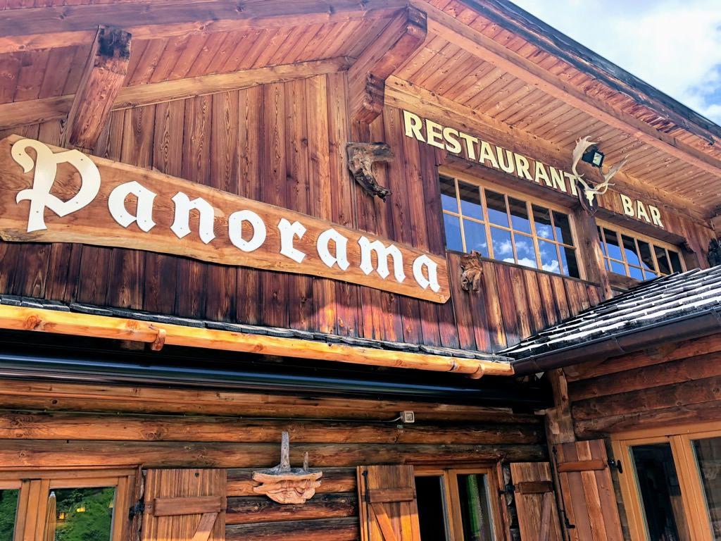パノラマ小屋