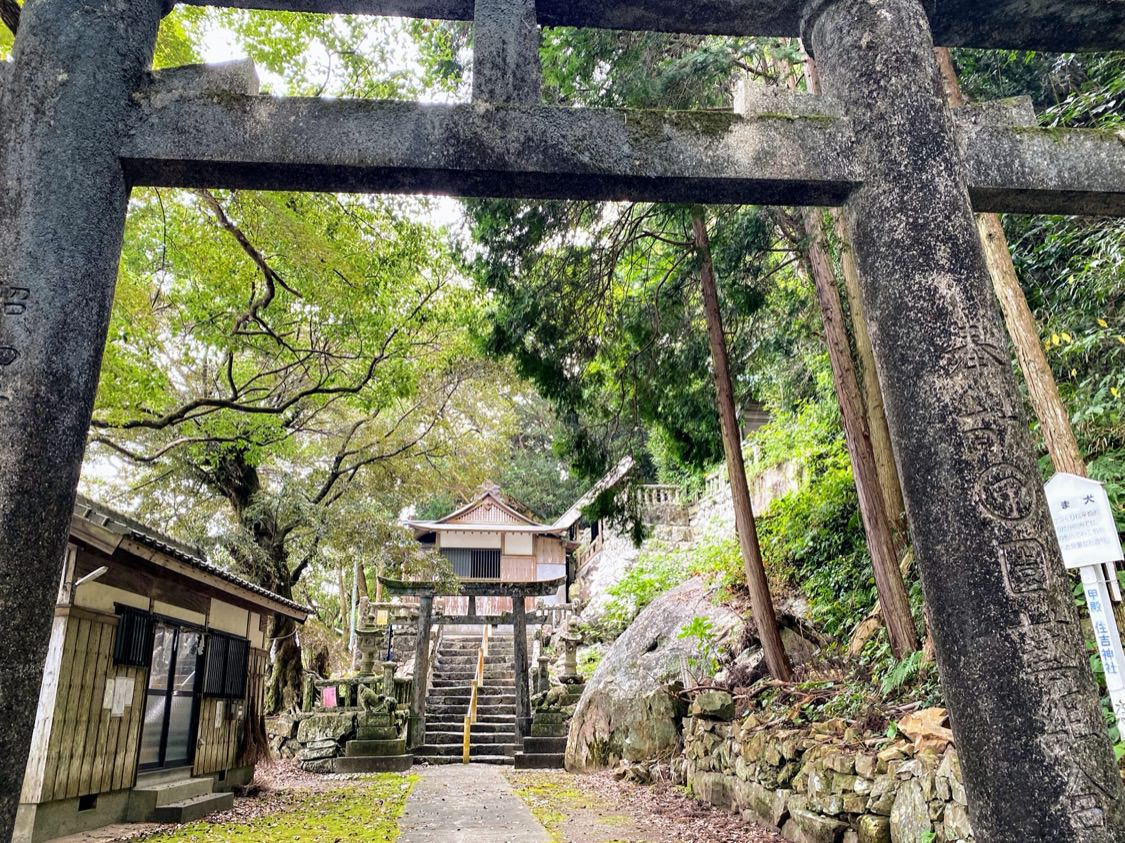 甲殿住吉神社