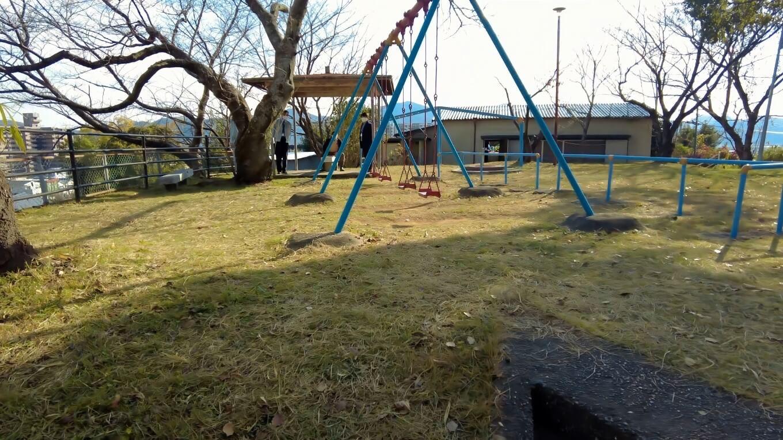 児童公園になっていた