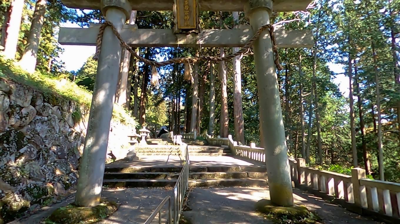 そこから車で 気多若宮神社にやってきた