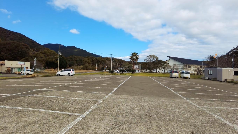 この日は2021年1月27日 ジョン万次郎生家から車で高知県立足摺海洋館SATOUMIにやってきた