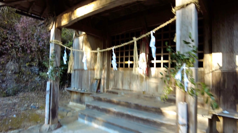 本宮神社 ほんぐうじんじゃ に到着
