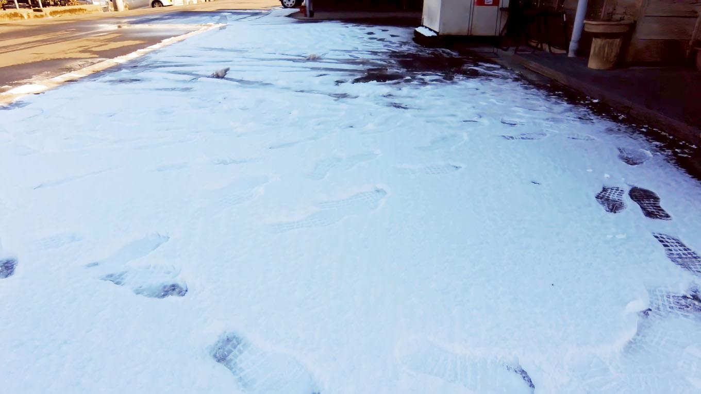 南国高知も積雪した