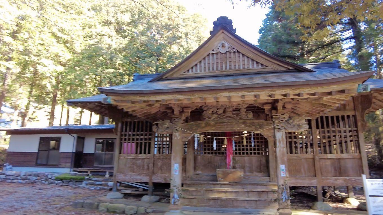 大利の新宮神社