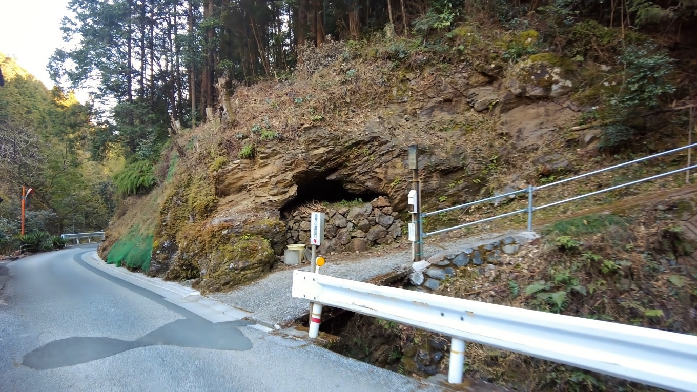 無事に加茂山の登山口まで下りてきた