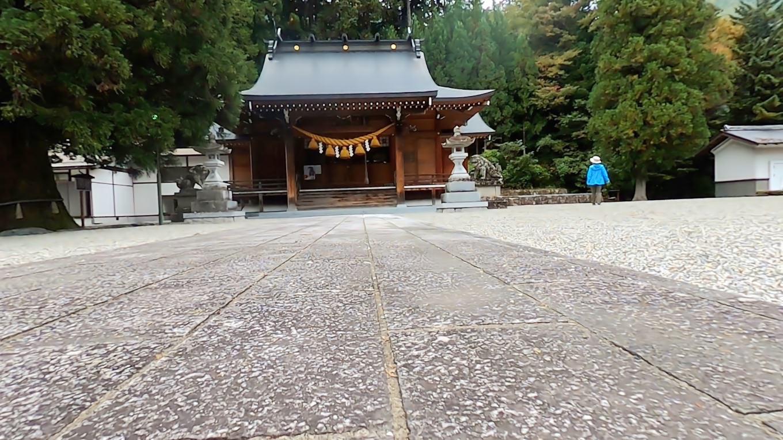 村上天皇は福地温泉で静養したと伝えられている
