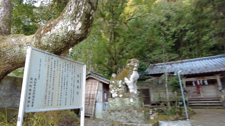 松尾八幡宮に参拝する