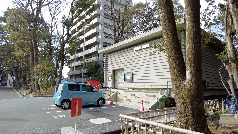 以前は宝物館があったが 現在は新しくできた高知城歴史博物館に移された