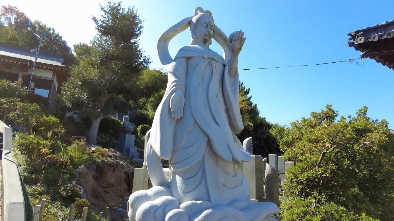 女性の神様淡島大明神
