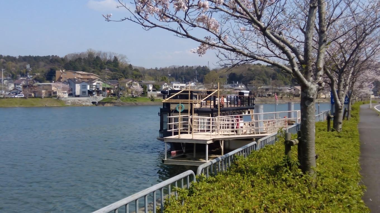 観光船の船着き場