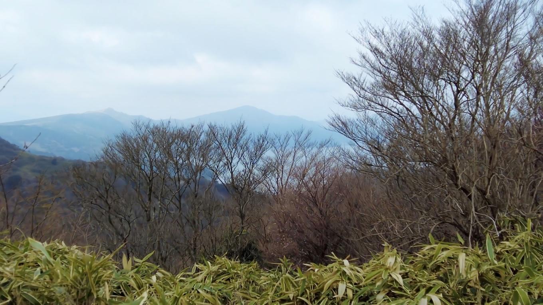 芦ノ湖は見えている