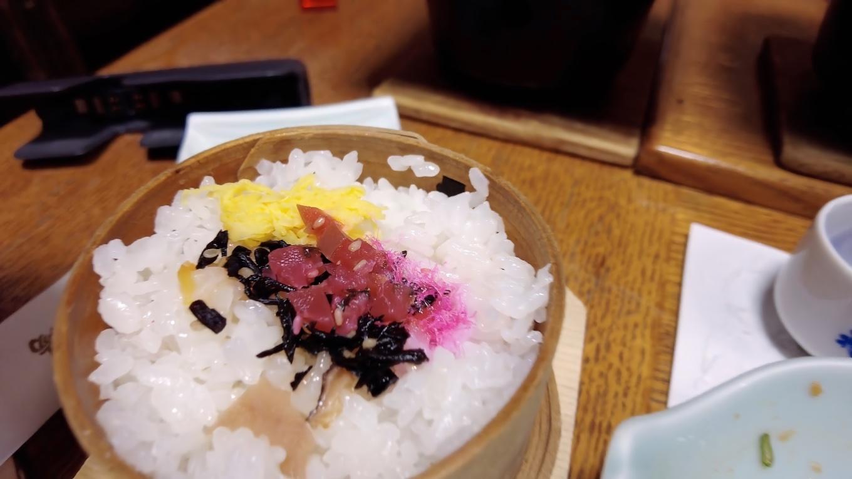 わっぱ飯が福島県らしい