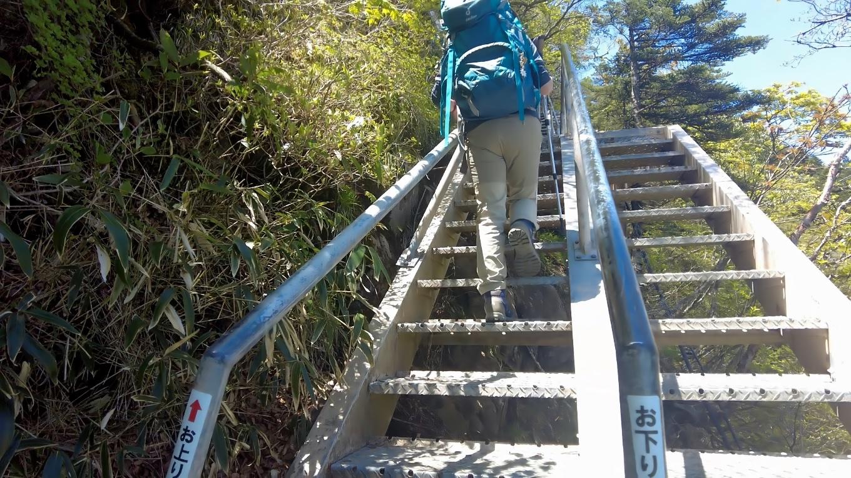もちろん俺たちは階段を進む 笑