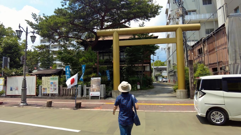 高知大神宮 こうちだいじんぐう は 高知県高知市帯屋町 こうちけんこうちしおびやまち にある神社だ