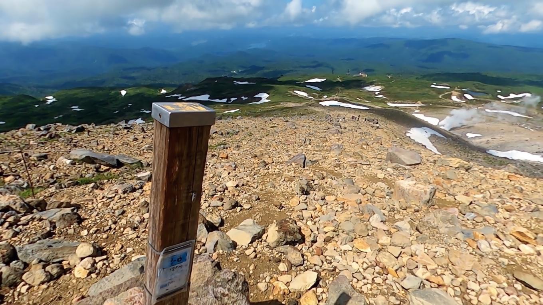 まだ標高1 825mまでしか来てないと知り 絶望 汗