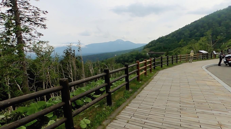 三国峠は北海道の国道の中で一番標高の高い峠であり 標高は1 139mある