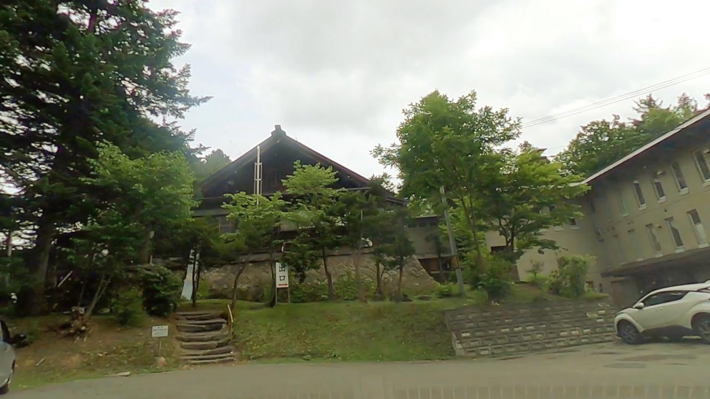 そこから車で 上川神社にやってきた