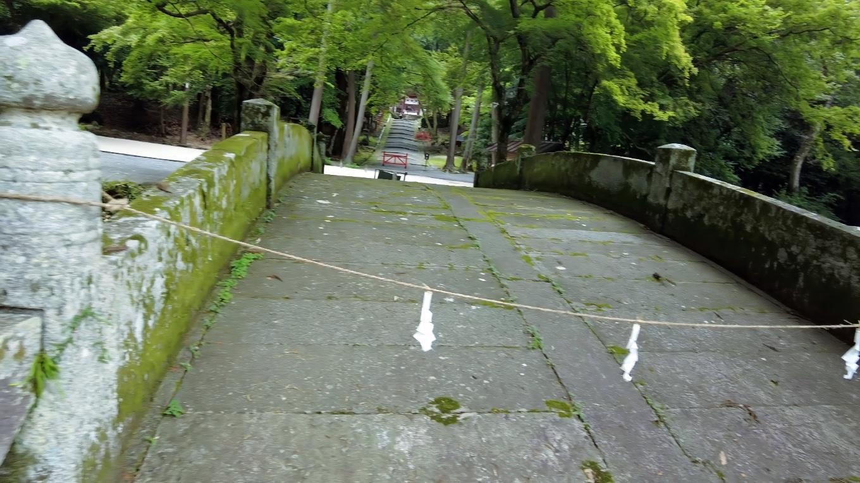 日吉三橋のひとつの二宮橋 にのみやばし を通過