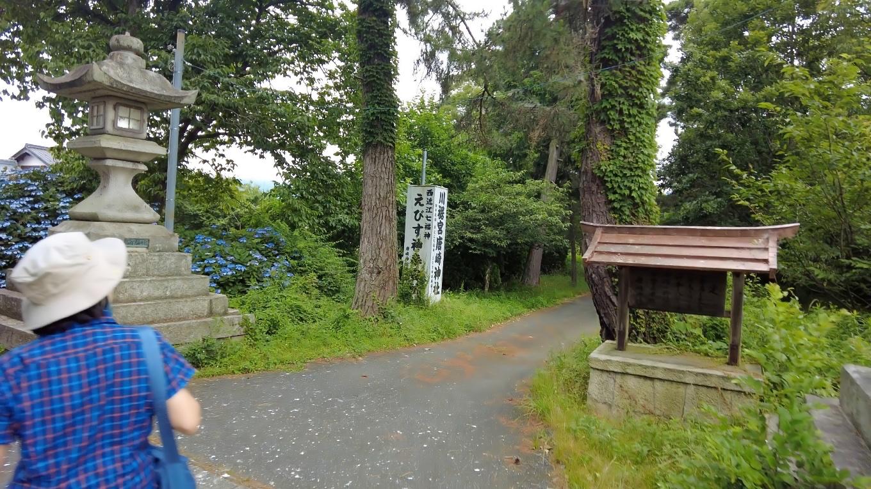 川裾宮唐崎神社に参拝する