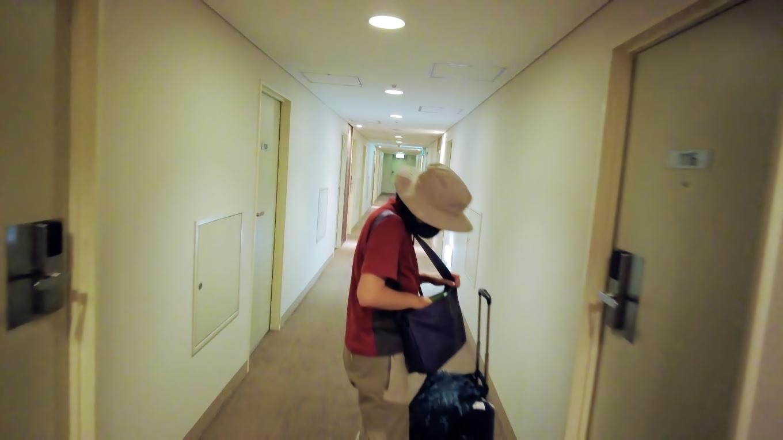 この日は11階の1116号室